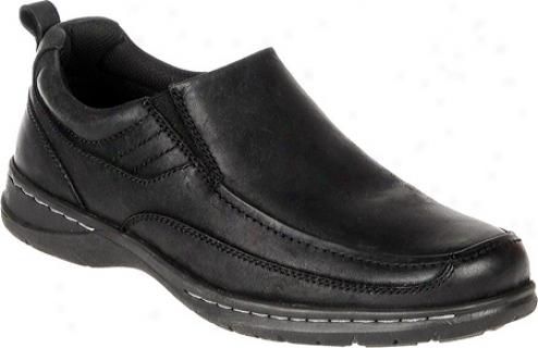Dr. Scholl's Abel (men's) - Black Leather