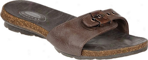 Dr. Scholl's Eager (women's) - Brown Pu