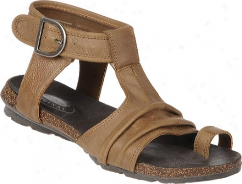 Dr. Scholl's Effects (women's) - Brown Cow Air Leather