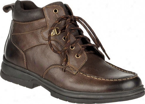 Dr. Scholl's Packer (men's) - Oxford Brown Mirage Leather