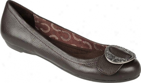 Dr. Scholl's Schroll (women's) - Oxford Brown Leather