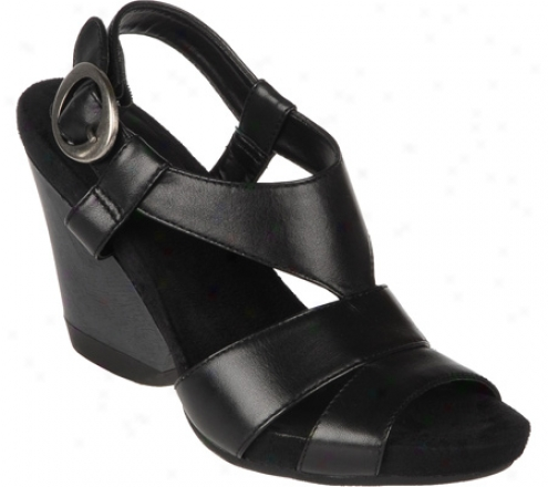 Dr. Scholl's Wonder (women's) - Black Atanado Leather