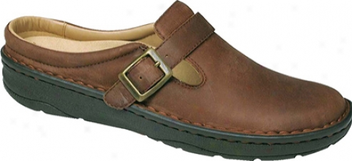 Drew Albany (women's) - Brown Leather