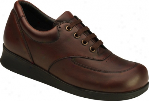 Drew Fiesta (womne's) - Dark Brown Leather