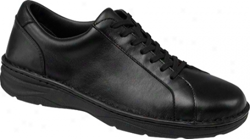 Drew Logan (men's) - Black Calf