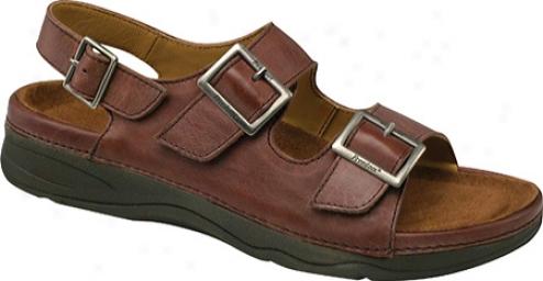 Drew Sahara (women's) - Brown Leather
