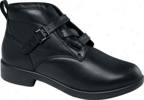Drew Sharla (women's) - Black Calf