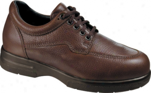 Drew Walker Ii (men's) - Brown Pebbled Leather
