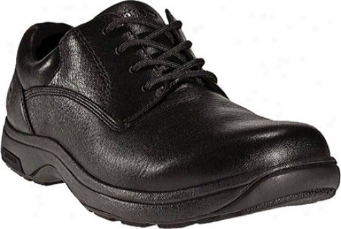 Dunham Prospect Oxford 8004 (men's) - Tumbled Black