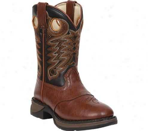 Durango Boot Bt300 Lil' Durango (children's) - Tan/orange