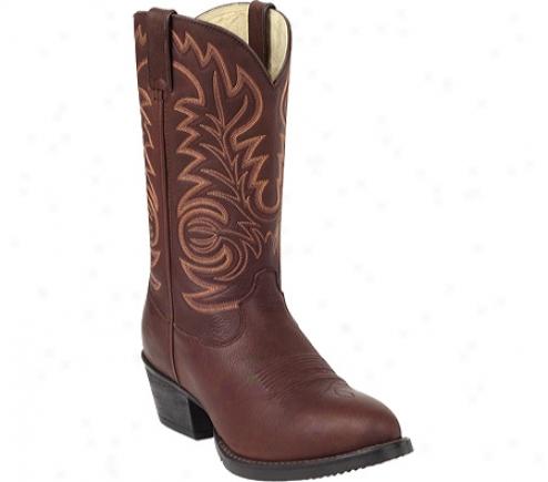 """durango Boot  Db5133 12"""" Western (men's) -  Rugged Brown"""