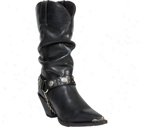 """durango Boot Rd3100 11"""" Crjsh (women's) - Black"""