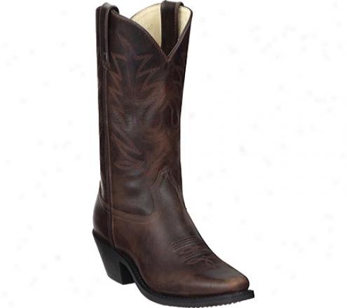 """durango Boot  Rd3223 11"""" Western (women's) -  Muzhroom"""