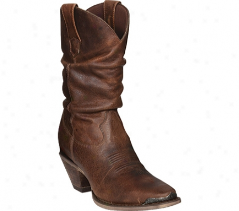 """durango Profit Rd3494 10"""" Crush (women's) - Brown"""