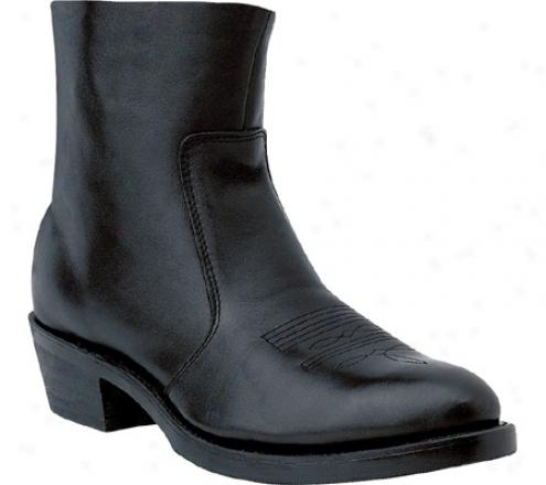 Durango Boot Tr820 7 (men's) - Black Leather Side Zil