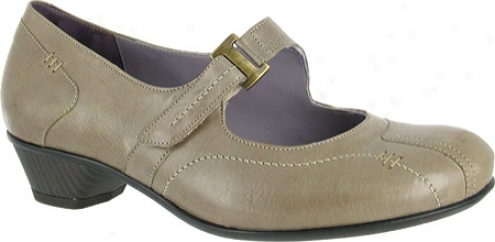 Durea Blair (women's) - Light Brown Leather