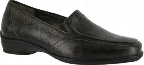 Durea Olympia (women's) - Dark Brown Leather