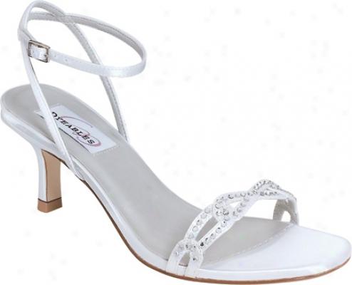 Dyeables Amber (women's) - White Satin