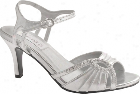 Dyeables Ariana (women's) - Soft and clear  Metallic