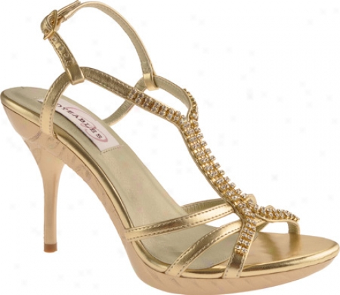 Dyeables Ava (women's) - Gold Metallic