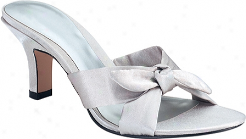 Dyeables Bonnie (women's) - Silver Satin