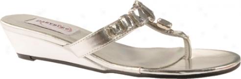 Dyeables Coda (women's) - Silver Metallic