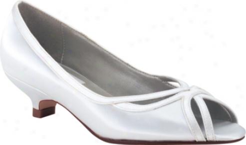 Dyeables Denise (women's) - White Satin
