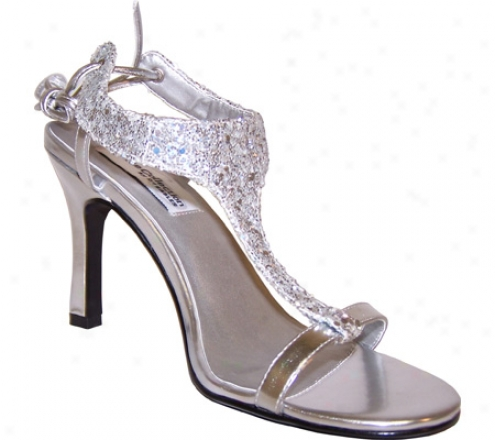 Dyeables Flame (women's) - Silver Glitter