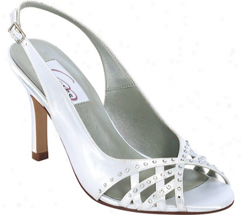 Dyeables Gemini (women's) - White Satin