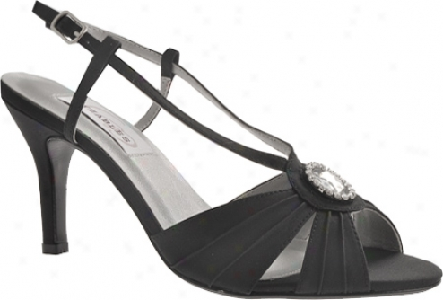 Dyeables Janelle (women's) - Black Satin