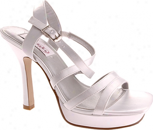 Dyeables Jewel (women's) - White Satin