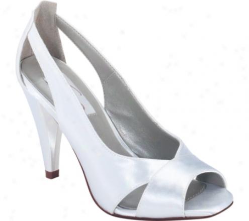 Dyeables Karla (women's) - White Satin
