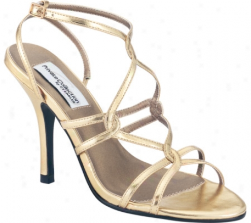 Dyeahles Runway (women's) - Gold