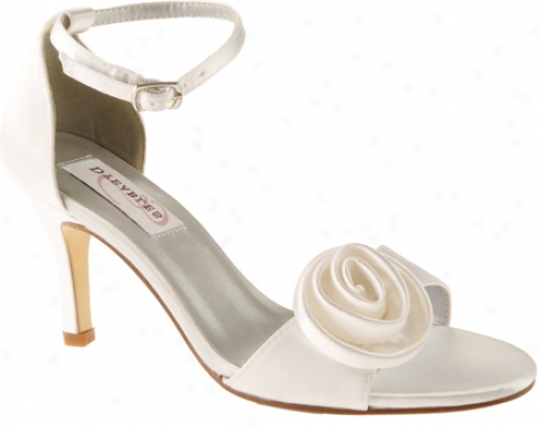Dyeables Violet (women's) - White Satin