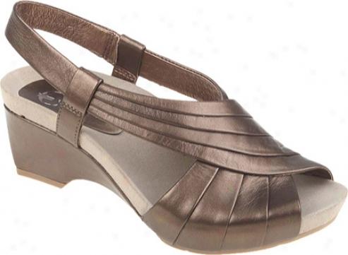 Earthies Sonoma (women's) - Bronze Soft Calf
