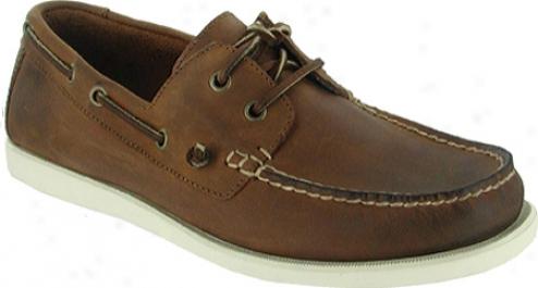 Eastland Freeport (men's) - Brown Leather