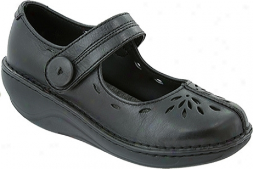Eastland Great Shakes (women's) - Black Leather