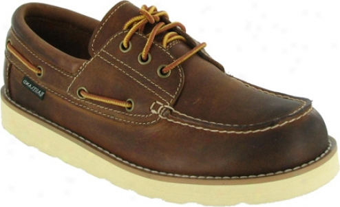 Eastland Lumber Down (men's) - Peanut Leather