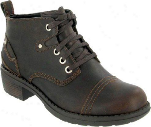 Eastland Overdrive (women's) - Brown Leather