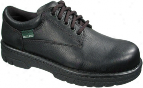 Eastland Plainview (men's) - Black Leather