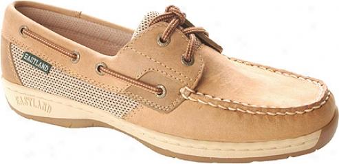 Eastland Soolstice (women's) - Tan/stone Leather