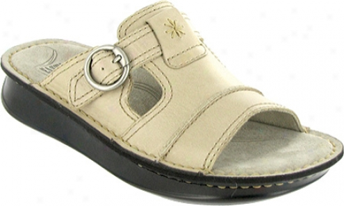 Eastland Up Slide (women's) - Stone Leather