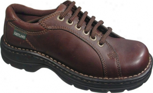 Eastland Windsor (women's) - Brown Leather