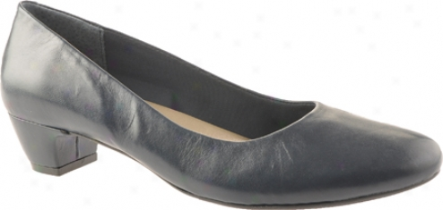 Easy Spirit Kimbra (women's) - Navy Leather