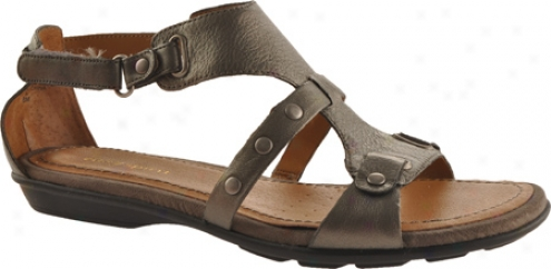 Easy Spirit Remi (women's) - Pewter Leather