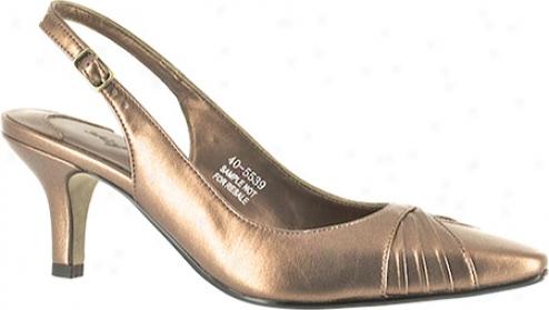 Easy Street Blend (women's) - Bronze Satin