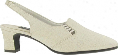 Easy Street Chosen (women's) - Oatmeal Linen Ease