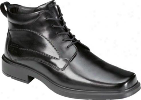 Ecco Berlin Gtx Boot (men's) - Black Leather
