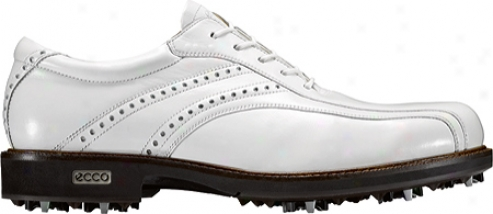 Ecco Comfort Classic 141004 (men's) - White Leather