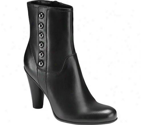 Ecco Laurel (women's) - Black Soft Touch Leather